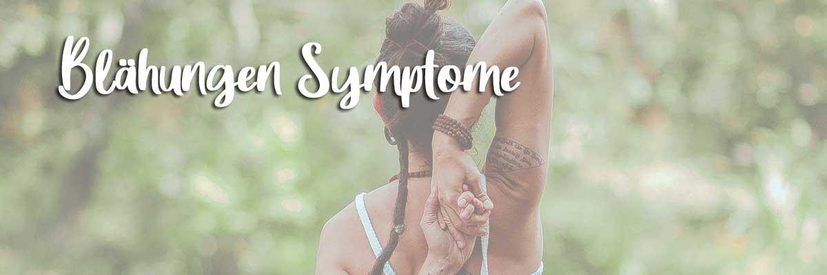 Blähungen Symptome