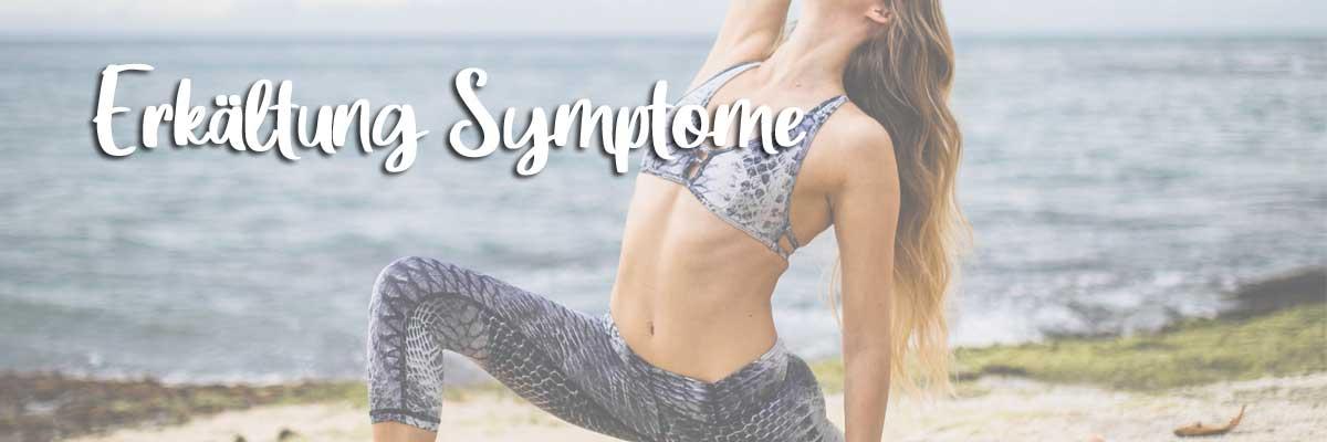 Erkältung Symptome
